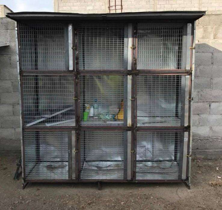 Jaula para <strong>pollos</strong> U Otros Animales