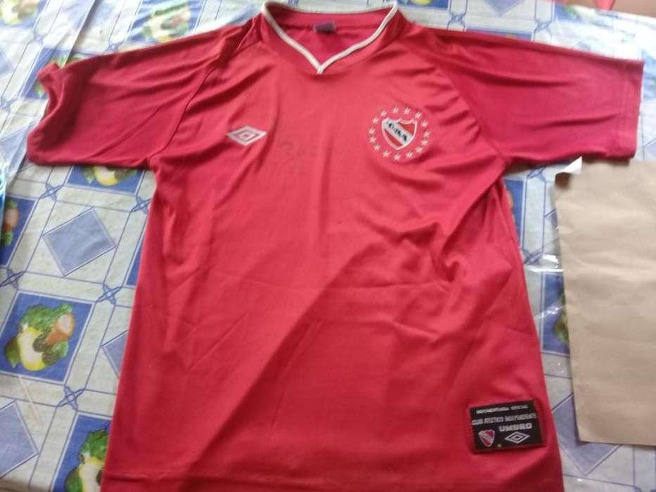 Camiseta Independiente