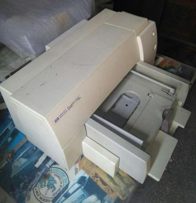 impresora Hp 692c (no la uso desde año y medio)