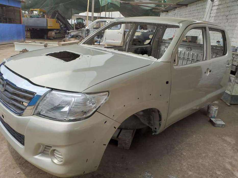 Toyota Hilux 2013 - 46000 km