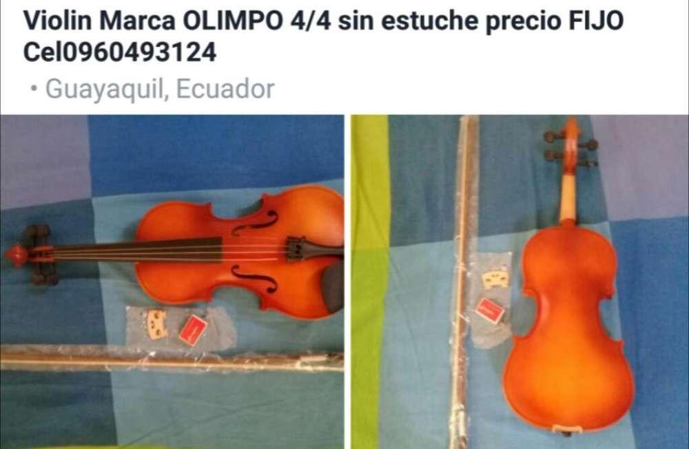 Violin sin Estuch Precio Fijo