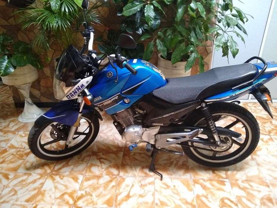 Yamaha Ybr 125 Mod 2014 Full Estado
