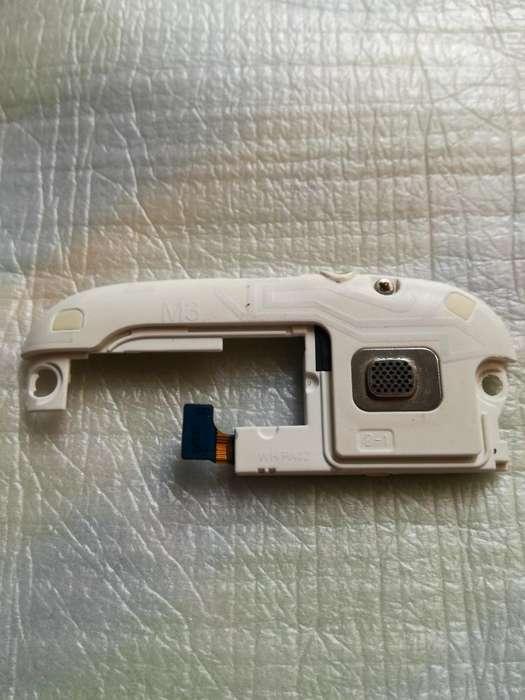 Parlante de Samsung S3 I9300 No Mini