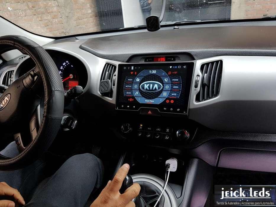 Radio Android Kia Sportage Del 20112012 2013 2014 2015 de 2 G Ram