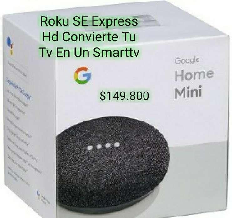 Google Home Mini Parlante Inteligente