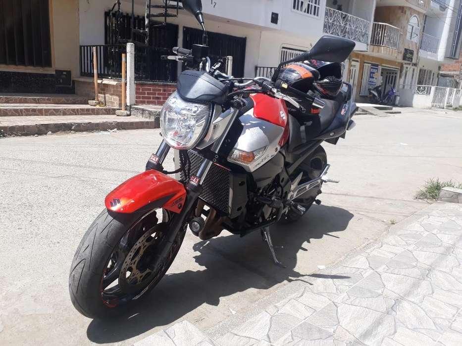 Gsr 600 2008