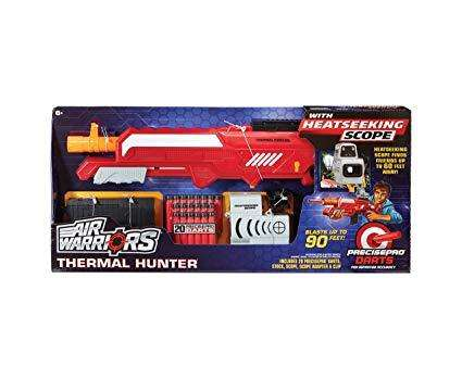 Air Warriors Thermal Hunter Dart Blaster