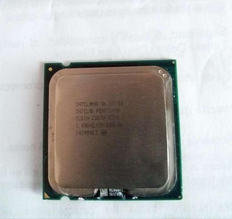 Procesador Intel Dual Core E5700 3.0