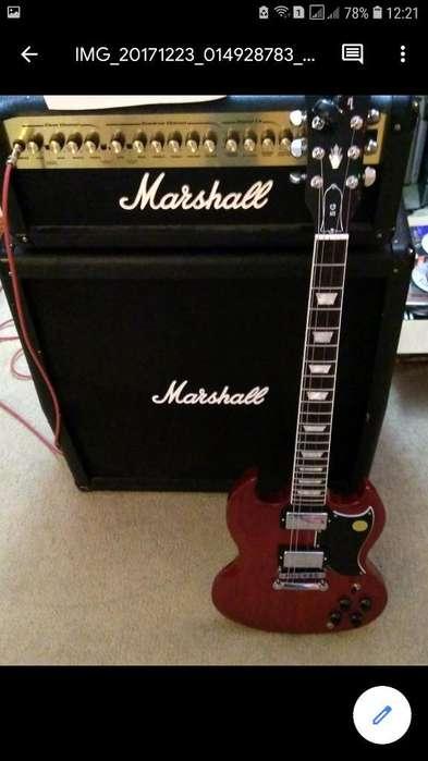 Vendo Guitarra Gibson Sg Standard