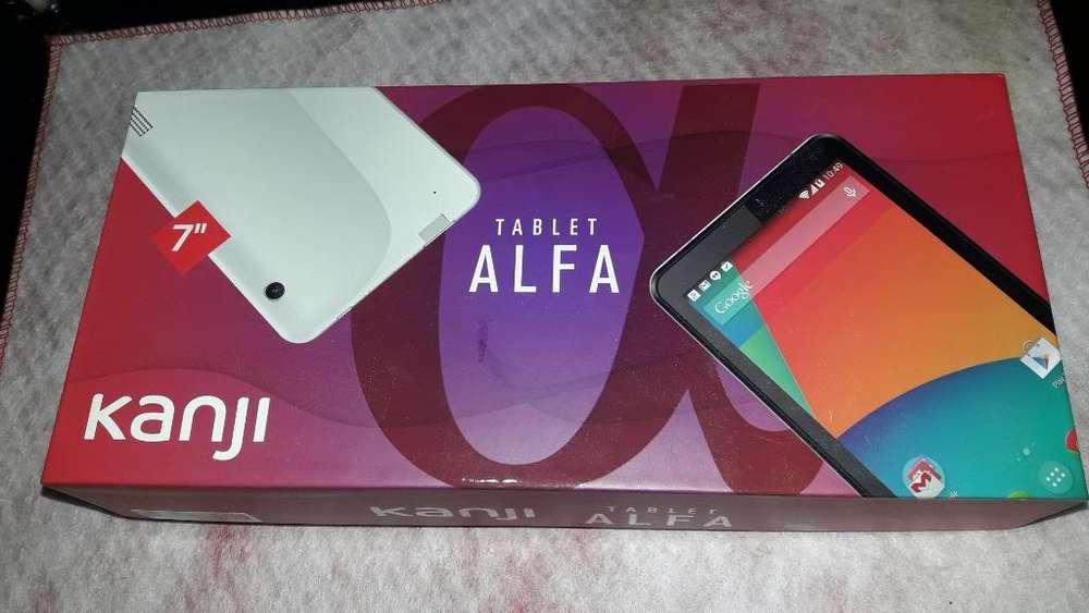 Tablet Kanji Alfa Nueva