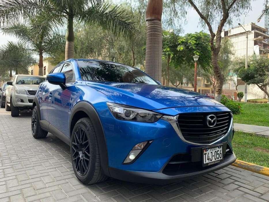 Mazda CX3 2017 - 35000 km