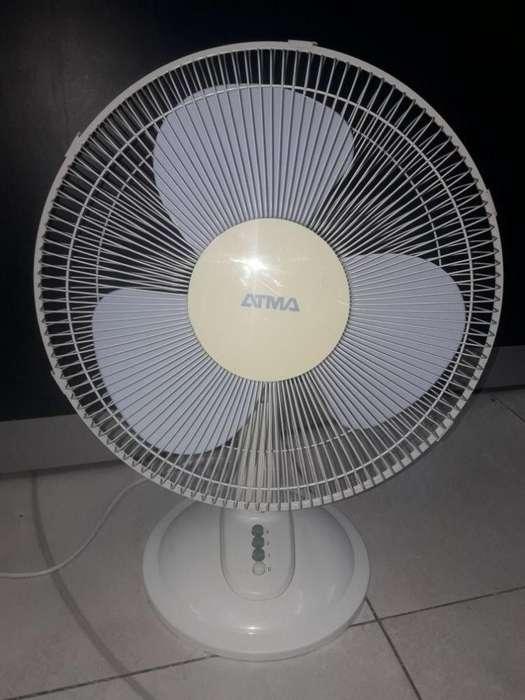 <strong>ventilador</strong> de mesa Atma