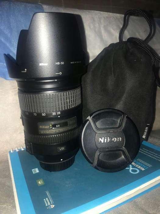 Lente Nikon Original