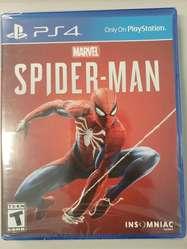 Spiderman Ps 4 Nuevo