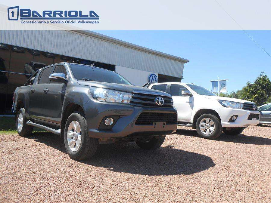<strong>toyota</strong> Hi-Lux 2016 - 145000 km