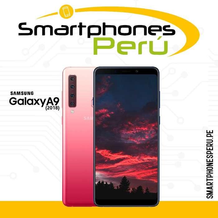 Samsung Galaxy A9 128GB / Todos los colores / SmartphonesPeru