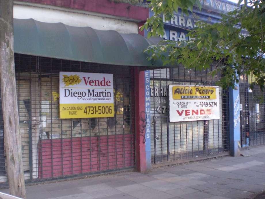 Local con Vivienda en venta en Tigre