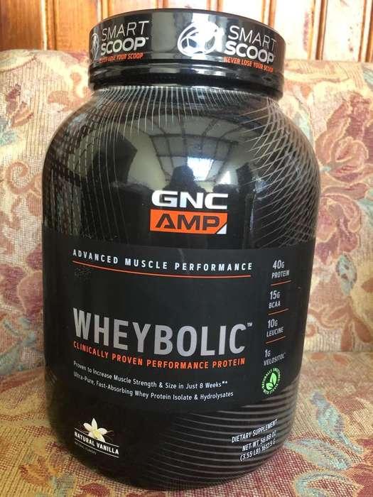 Protenína Wheybolic