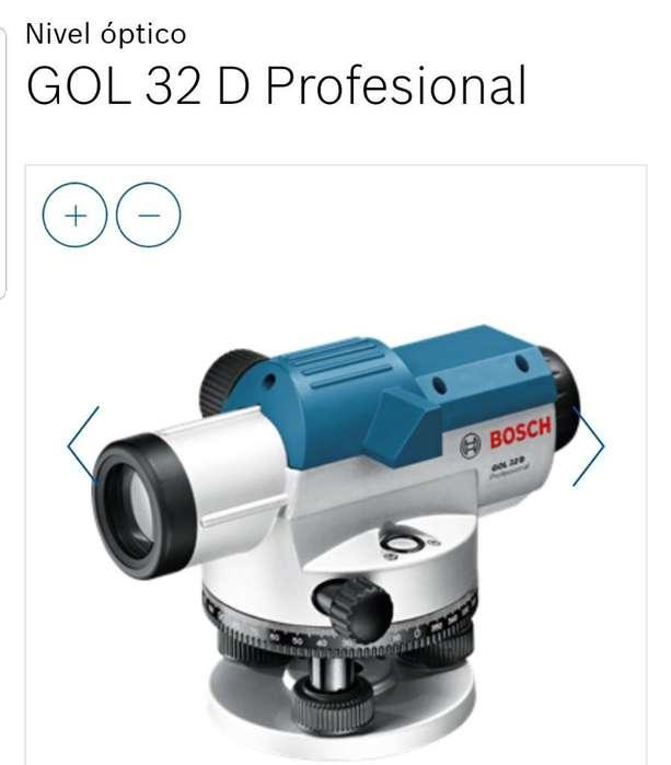 Nivel Optico Bosch