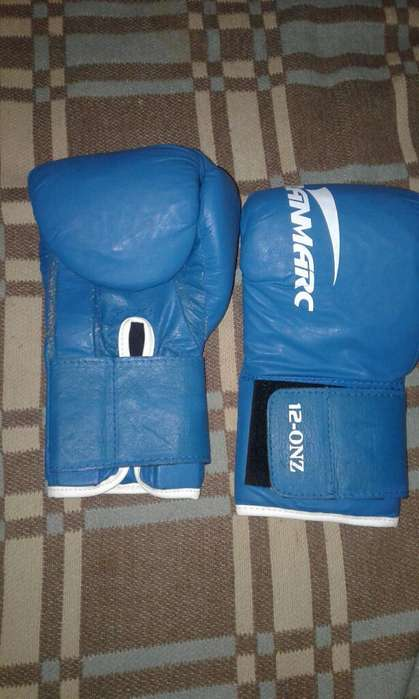 Vendo Guantes de Box