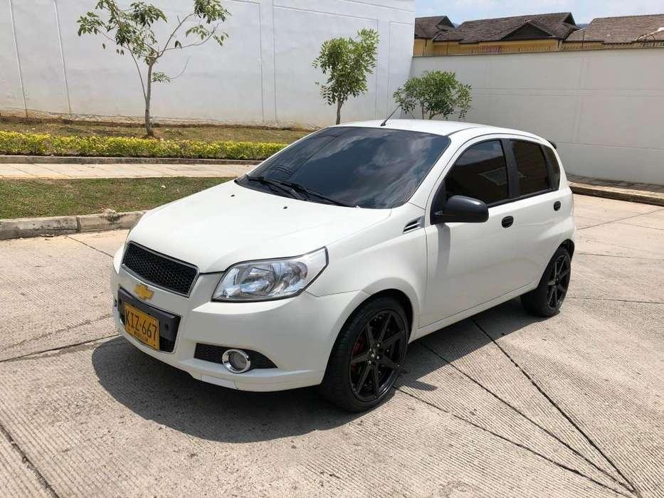 Chevrolet Aveo Emotion 2011 - 89000 km