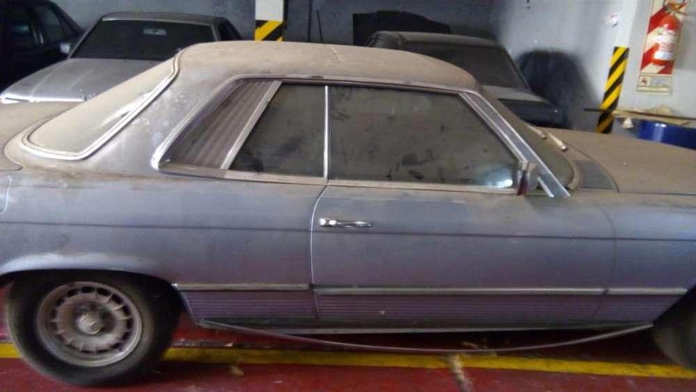 mercedes Benz 280 slc solo repuestos