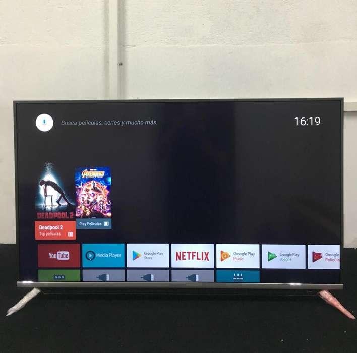 Smart Tv Led 4K 49 Skyworth Sw49S6Sug