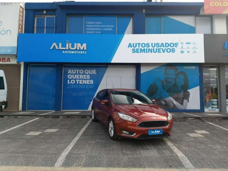 Ford Focus 2017 - 23000 km