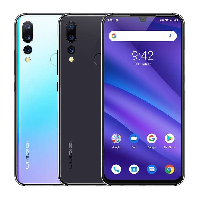 Umidigi A5 Pro, Android 9,0, Octa Core, 4gb Ram Y 32g Rom