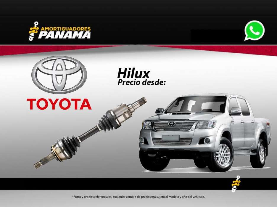 eje completo toyota hilux