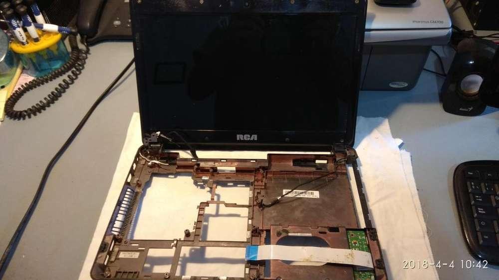 Notebook Rca Y45345W8 Para Repuestos