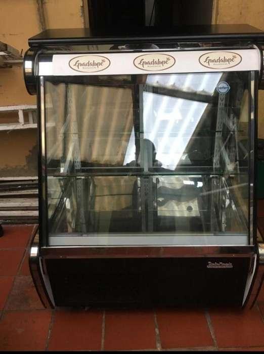 Vendo Vitrina Refrigerada Y Mesas