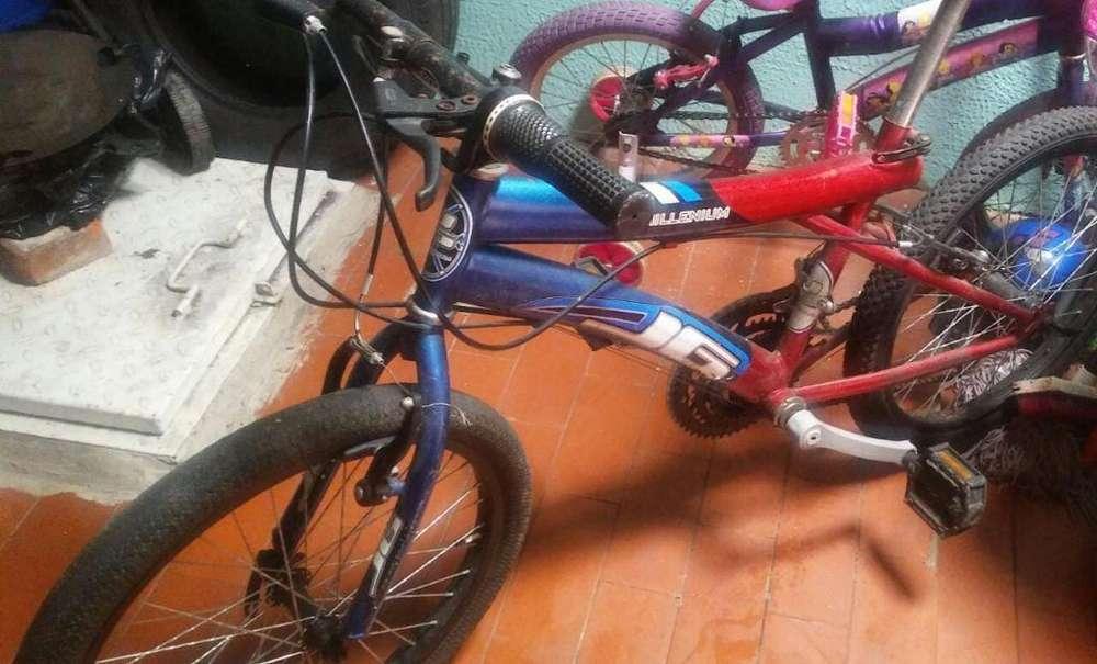 Bicicleta Todoterreno Rin 20