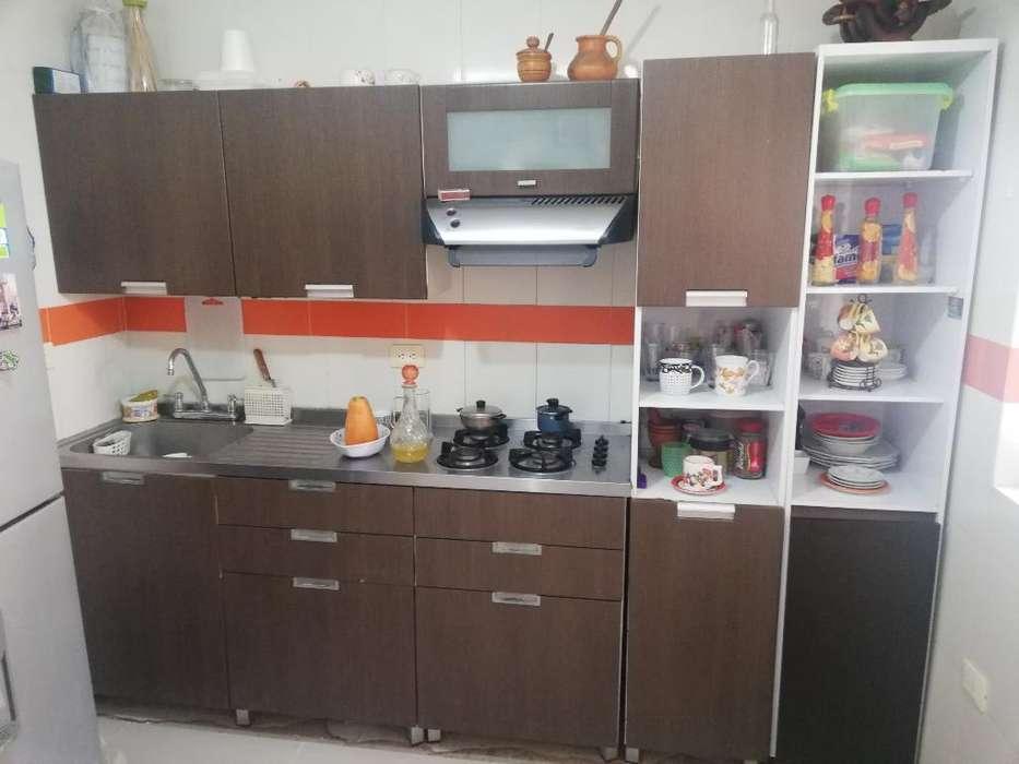 Cocina Integral Excelente Remodelacion