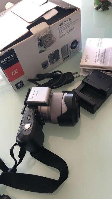oferta !!! Sony Nex-3