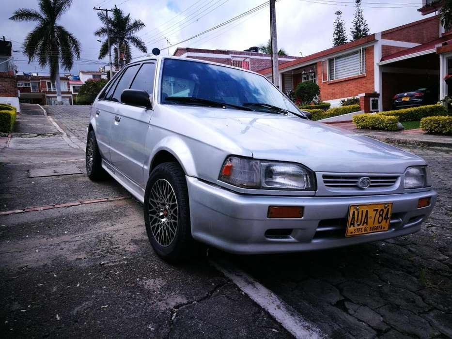 Mazda 323 1988 - 300 km