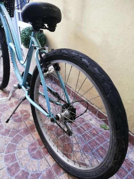 Bicicleta Vairo Paseo con Cambios