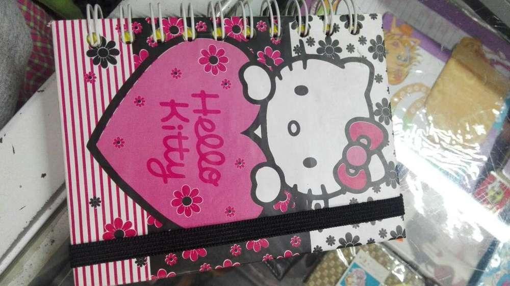 Agenda Hello Kitty
