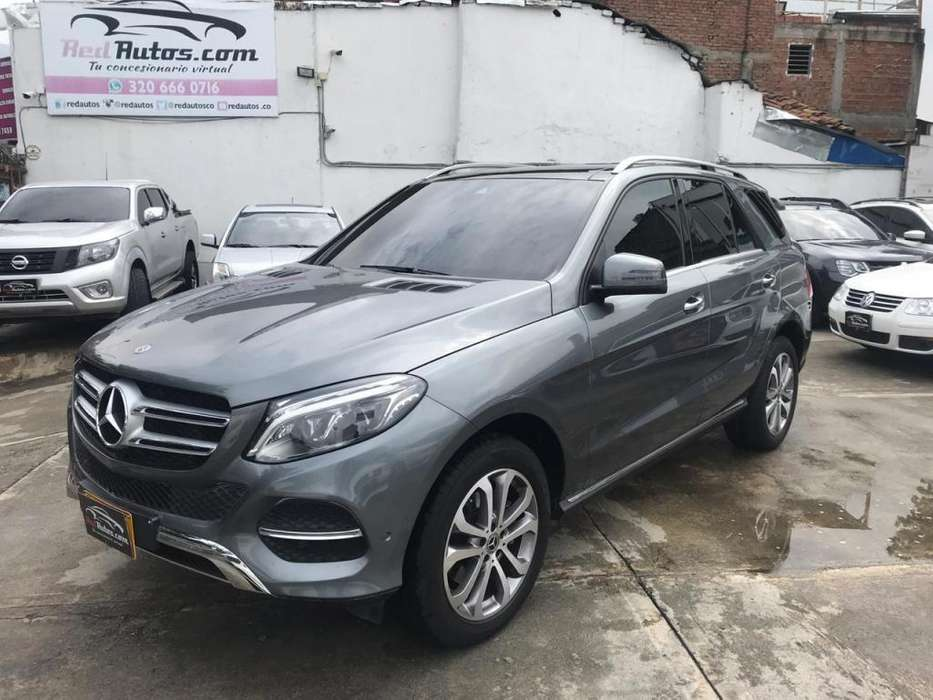 <strong>mercedes-benz</strong> Clase GLE 2019 - 5748 km
