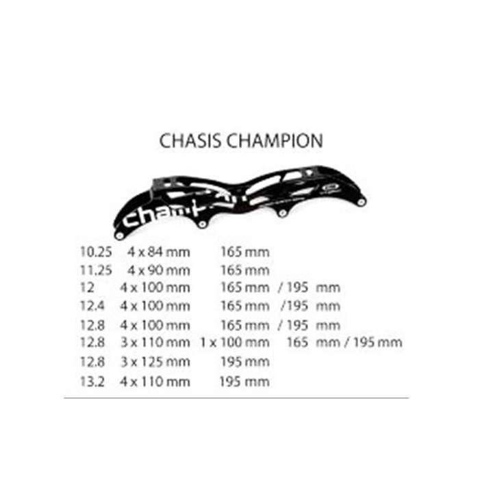 chasis champion