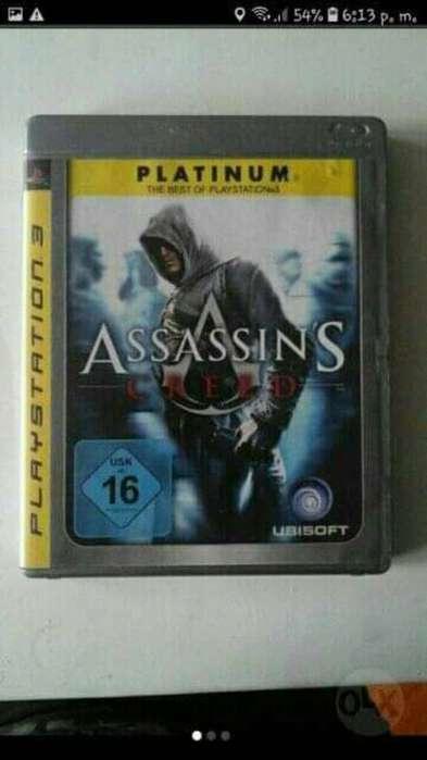Assassin Creed//play 3
