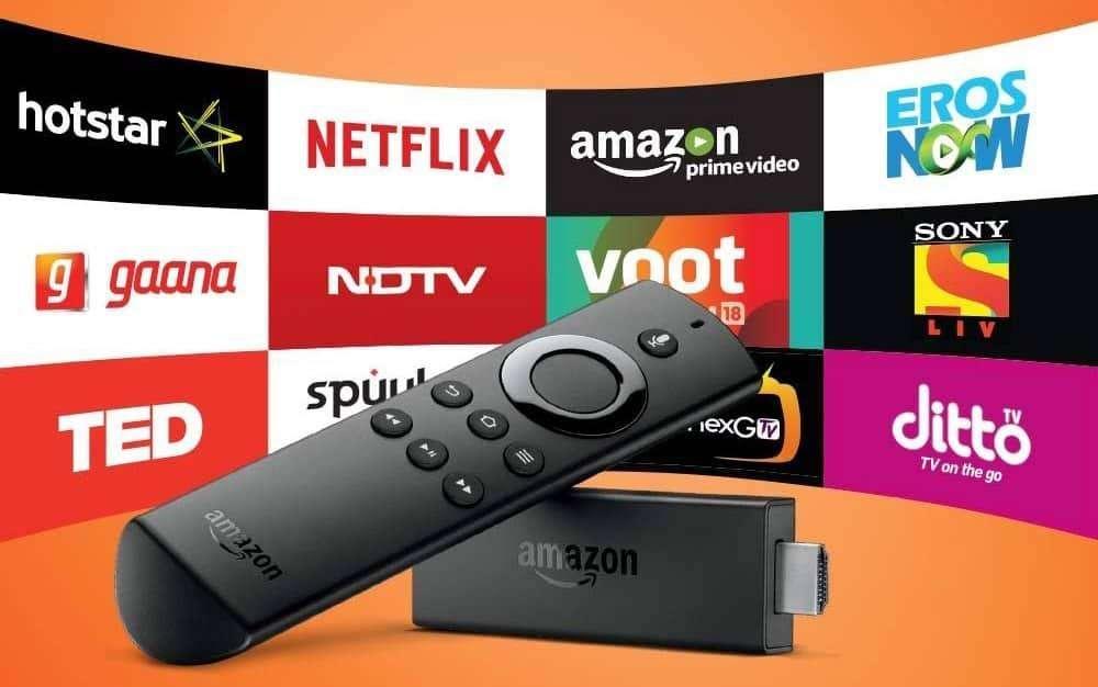 Amazon Fire Tv Stick Convertidor Smart Tv con Alexa CC Monterrey local sotano 5