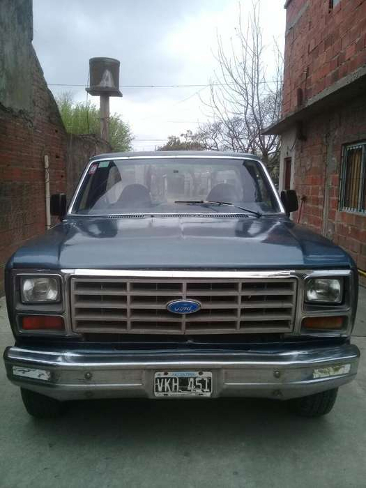 <strong>ford</strong> F-100 1986 - 0 km