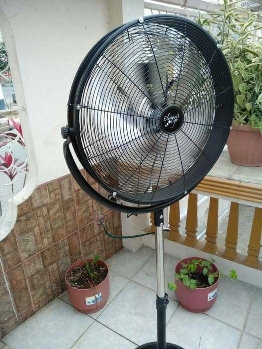 Ventilador Industrial Tipo Tambor Aire