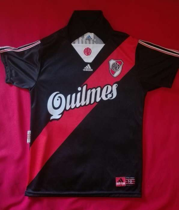 Camiseta Retro River Quilmes 1999