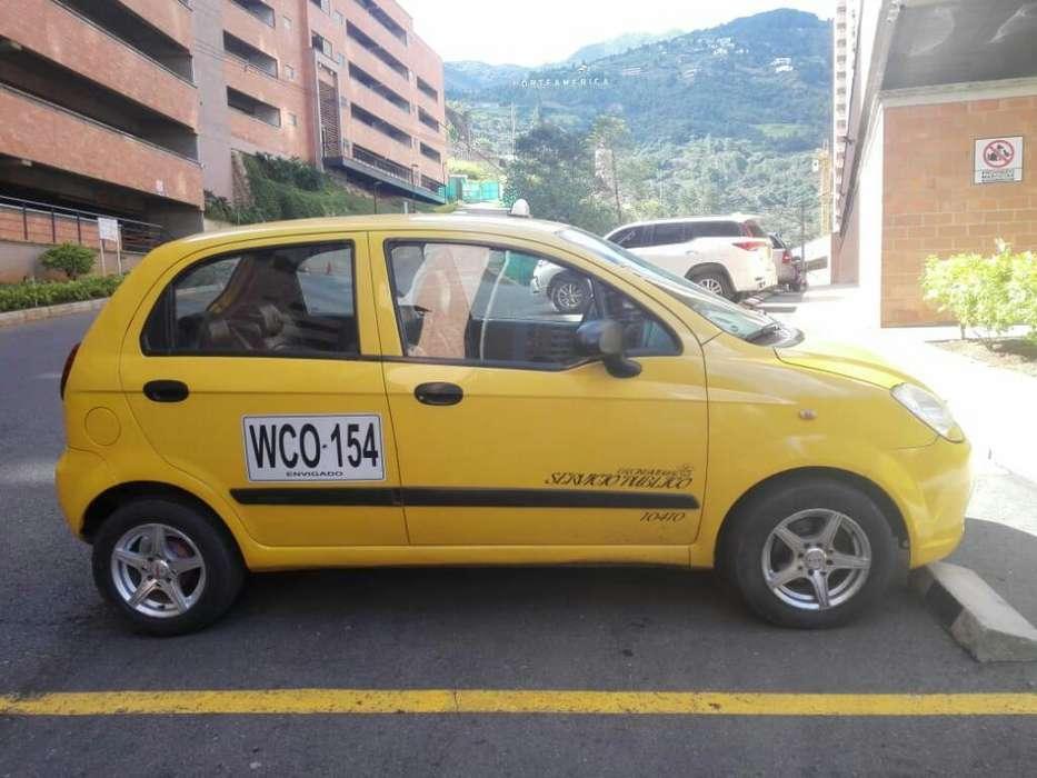 Chevrolet Spark Taxi