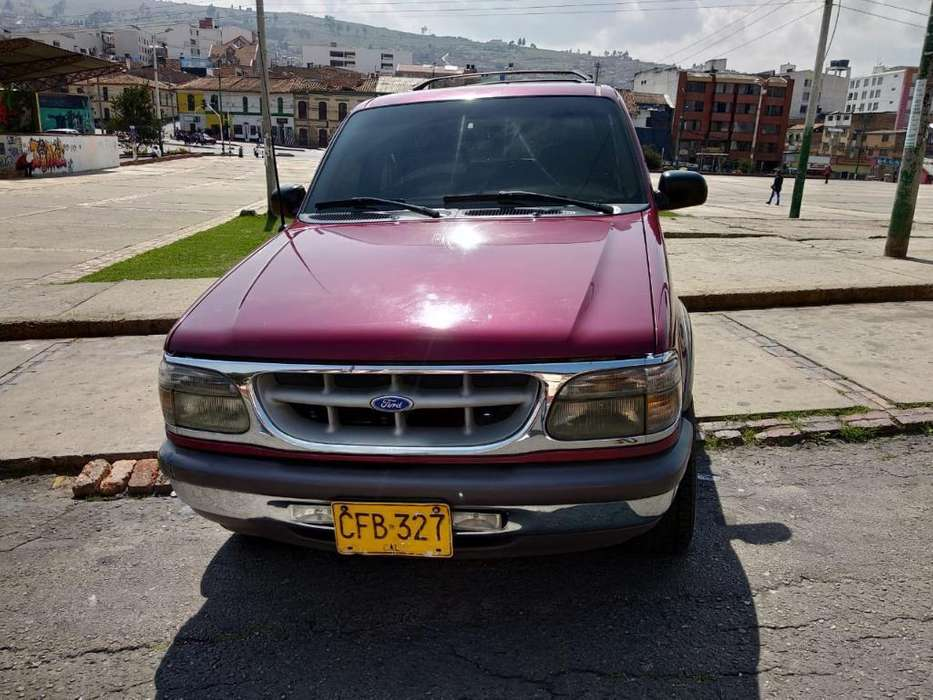 Ford Explorer 1997 - 206000 km
