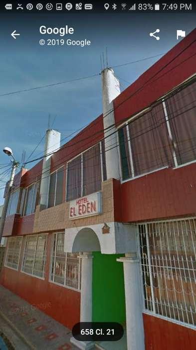 Se Vende Hotel Barrio Bernal