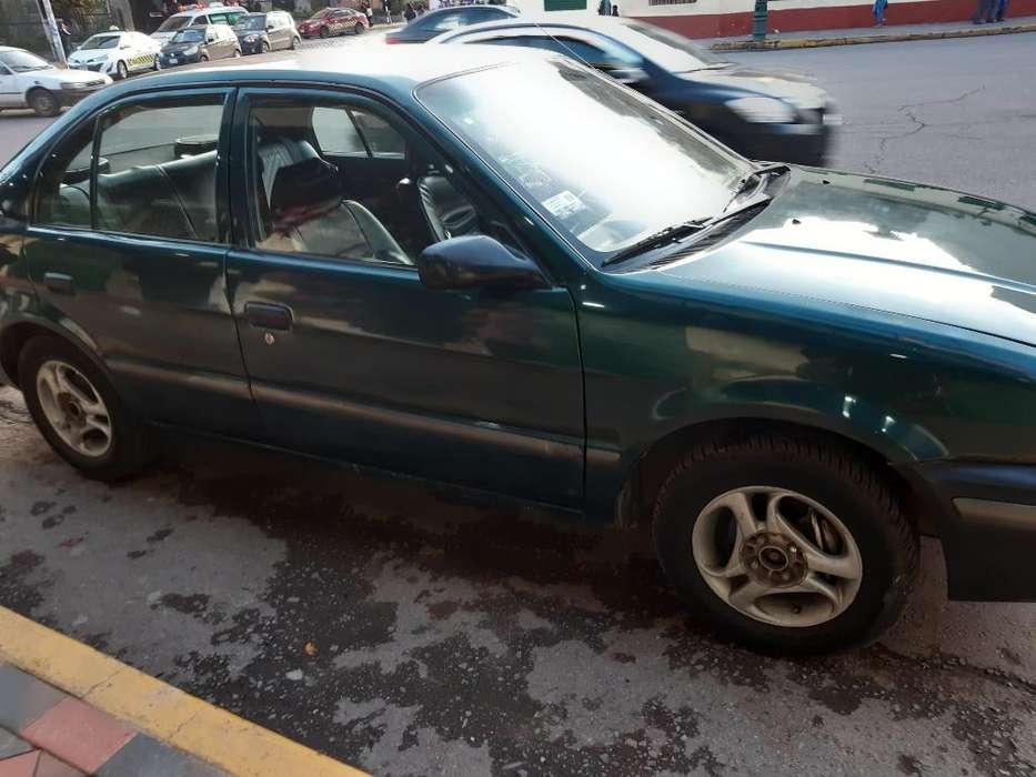 Toyota Tercel 1998 - 140000 km