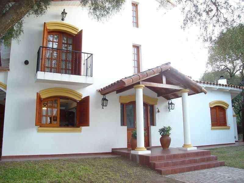 Venta Casa Country El Bosque - Estilo Colonial